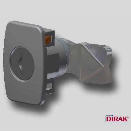 D-Snap cilinderslot