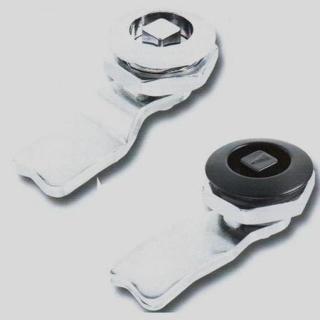 12 mm slothuis platte kop
