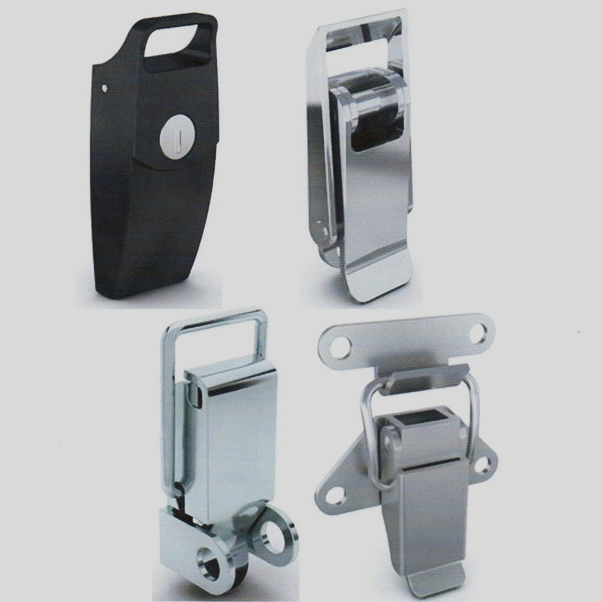 Toggle Latches